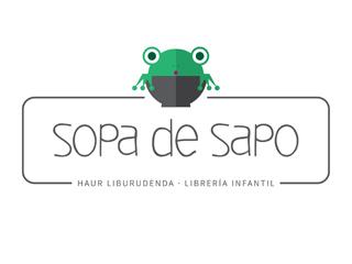 Sopa de Sapo Librería Infantil - Haur Liburudenda