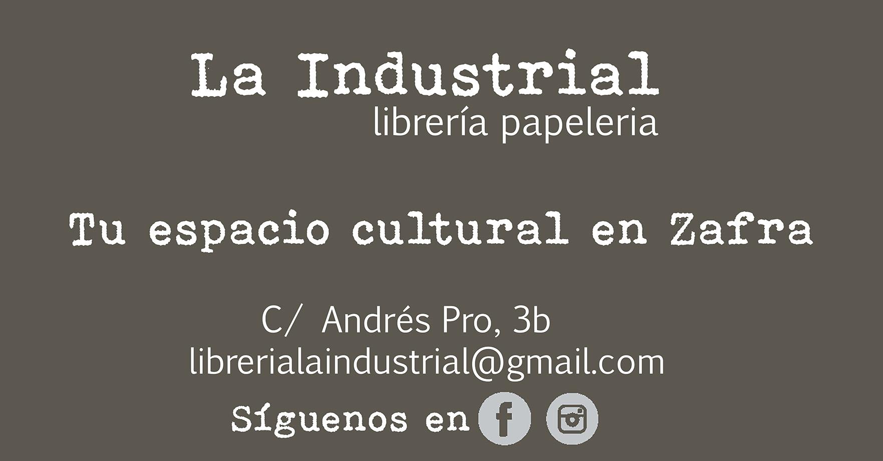 La Industrial, Librería